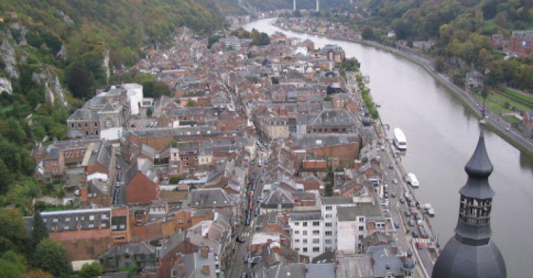 Citadelle de Dinant et croisière sur la Meuse