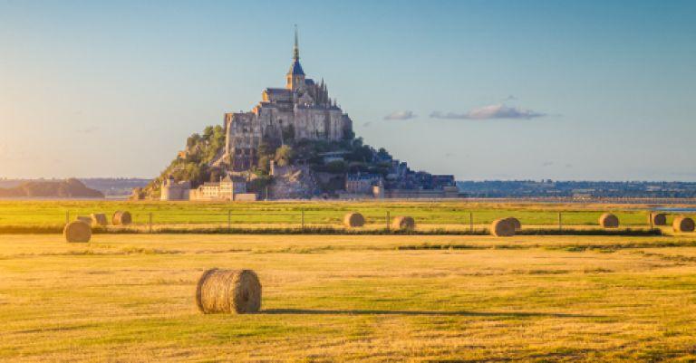 Week-end Mont Saint Michel et les plages du débarquement