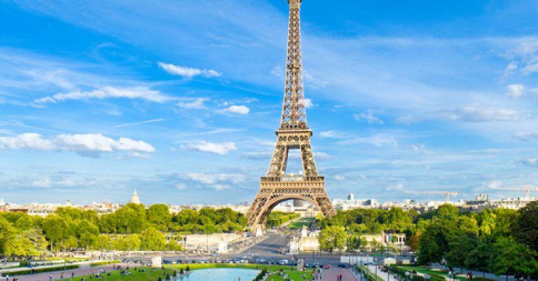 Paris journée libre