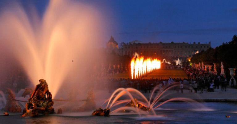 Château de Versailles : Grandes Eaux Nocturnes