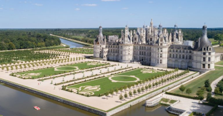 Châteaux de la Loire 3 jours
