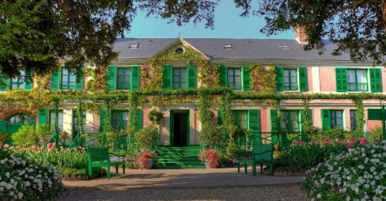 Giverny, sur les traces de Claude Monet