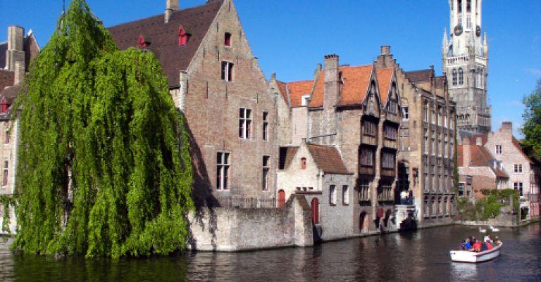 Bruges journée libre