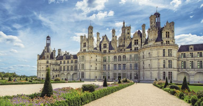 Joyaux de la Loire - Château de Chambord & Scénoféérie de Semblançay