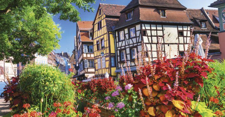 Alsace - Route des Crêtes & plus beaux villages