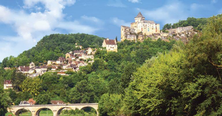 Périgord - Séjour à l'Auberge de la Petite Reine