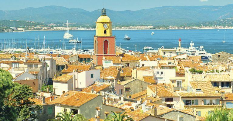Côte d'Azur - Séjour à Saint Raphaël