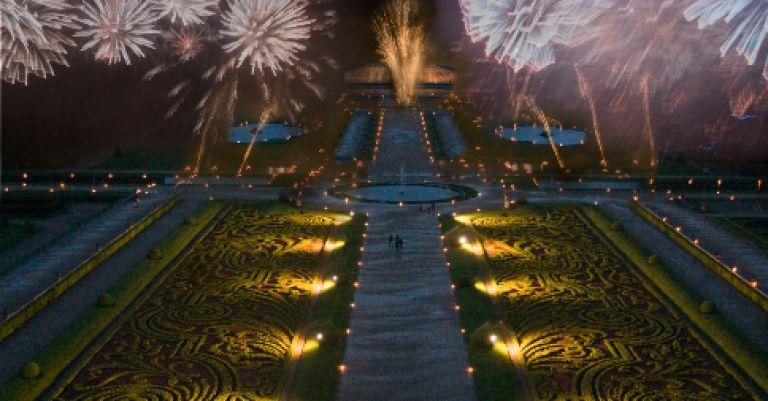 Château de Vaux le Vicomte : soirée aux chandelles
