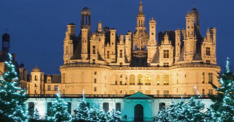 Magie de Noël dans le Val de Loire