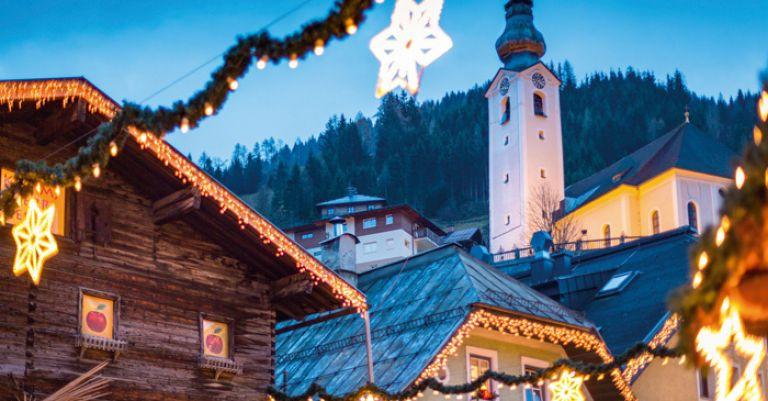Tyrol et Salzbourg - Tradition de l'Avent et Magie de Noël