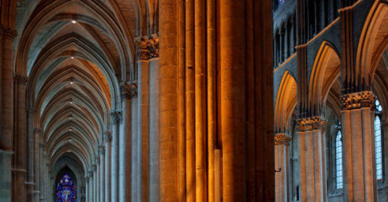 Marché de Noël de Reims et visite de la cathédrale