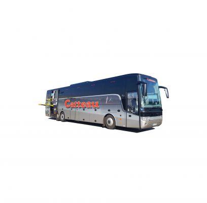 Autocar grand tourisme PMR