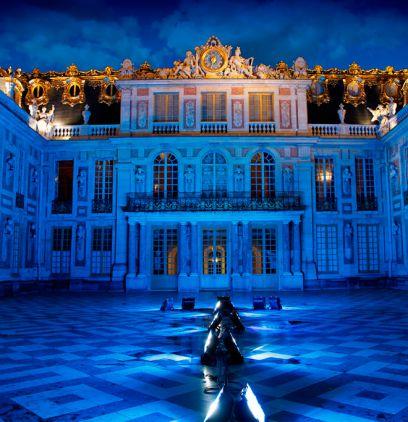Versailles nocturne